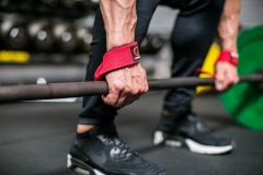 Weightlifting Gym Straps with Wrist Support