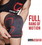 Sports Knee Compression Sleeve (Pair)